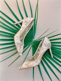 How about a pair of lace wedding shoes for your big day? This Mallorca wedding has tons of blooms, decor Wedding Heels, Lace Wedding, Wedding Jewelry, Bridal Shoes, Bridal Gown, Wedding Dress Trends, Wedding Dresses, Bride Photography, Beautiful Wedding Gowns