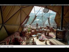 Glamping in Patagonia  EcoCamp - Torres del Paine National Park Chile