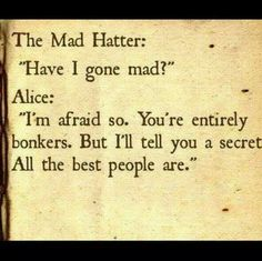 Awww heart Alice in Wonderland:-D