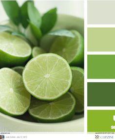 yummy lime! oh wait i mean green pretty