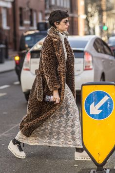 NYLON · Our Favorite Looks From The Streets Of London Fashion Week