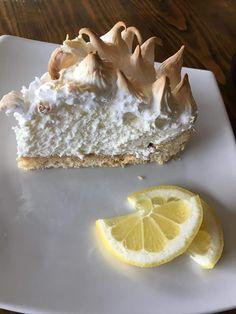 Sweet Recipes, Lemon, Pudding, Ice Cream, Pie, Desserts, Food, Dessert, Tarts