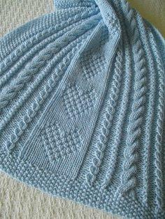 Crochet baby blanket 212724782387270872 - Baby Blankets Handmade Baby Blanket Blue Baby Blanket, Handknit Baby Afghan, Handmade Blanket… Source by patricksitt Knitted Afghans, Knitted Baby Blankets, Baby Afghans, Baby Blanket Crochet, Crochet Baby, Knit Crochet, Swaddling Blankets, Cable Knit Blankets, Muslin Blankets