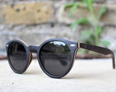 Etsy :: Your place to buy and sell all things handmade Sunglasses Box, Wooden Sunglasses, Wayfarer Sunglasses, Polarized Sunglasses, Groomsmen Gifts Unique, Laser Engraving, Unisex, Lenses, Unique Jewelry