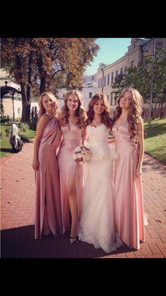Платья подружки невесты  Maison De Couture