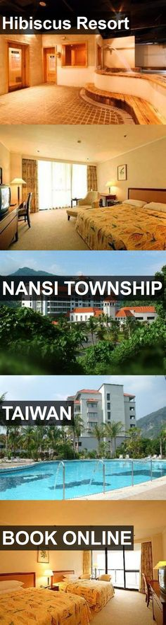 Hotel Hibiscus Resort in Nansi Township, Taiwan. For more information, photos, reviews and best prices please follow the link. #Taiwan #NansiTownship #travel #vacation #hotel