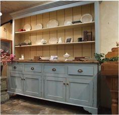 hand crafted kitchen dresser - Kitchen Dresser