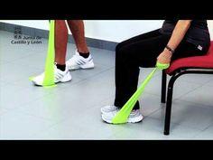(58) Programa de ejercicio físico para personas con enfermedad crónica - YouTube