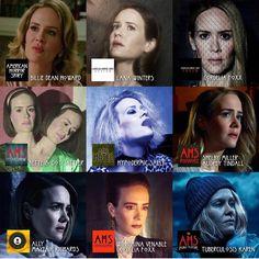 Shelby Miller, Ahs Cult, American Horror Story, Horror Stories, Movie Posters, Instagram, Women, American Horror Stories, Film Poster