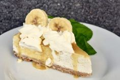 Banoffee cheesecake | Hannas bageri