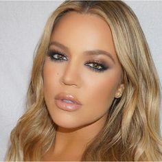 Khloe kardashian makeup glam by mario in armenia