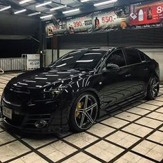 Cruze modified