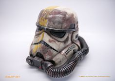 [STAR WARS] Stormtrooper Helmet: Lb2e's Original custom paint and scratch build. Photo Review, Info http://www.gunjap.net/site/?p=293838