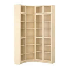 love this bookcase, too! fits perfectly in a corner, and has doors! love it!