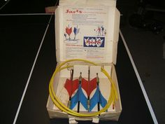 Jarts - Lawn Dart game from the 1970s!