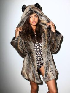 Grey Wolf Jacket