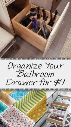 Bathroom Organization Easy Por Pin Hacks Home Diy Ideas