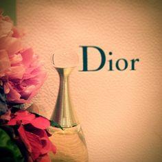 J'adore Dior. Credit: alyaaalqubaisi #Diorvalley #Jadore #Dior #Perfume