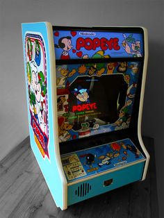 I completed my project! I posted a pic and a link to my project thread Retro Arcade, Pi Arcade, Bartop Arcade, Arcade Games, Arcade Room, Fun Video Games, Vintage Video Games, Classic Video Games, Vintage Games