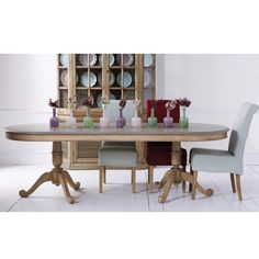 Karlstad Dining Table, Large - Mango Wood 240 1,290