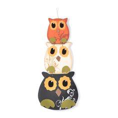 Wood Owl Plaque   Kirklands