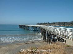 San Simeon Beach, CA