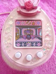 I need one of these new tamagotchis *_*