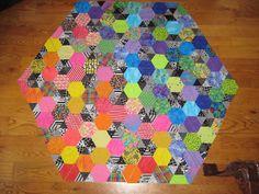 Colour patchwork
