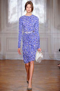 Nina Ricci Spring 2012 Ready-to-Wear Collection Photos - Vogue