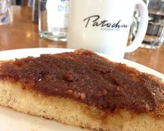 Cafe Patachou! Best cinnamon toast ever.  Missing my favorite town and restaurant.