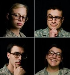 2d15e6b24b2a Army is replacing  birth control glasses  with more stylish fare