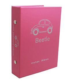 Woodmin Fuji Instax Mini Photo Album Mini Album For Instax mini7s 8 25 50s 90 Film---Pink Gufuty http://www.amazon.com/dp/B00II5GSTQ/ref=cm_sw_r_pi_dp_UH1oub0REQ3G3