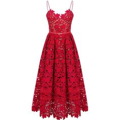 Evening Party Sexy Strap Lace Crochet V Neck Dress (110 PEN) ❤ liked on Polyvore featuring dresses, red, vestidos, newchic, sexy evening dresses, lace cocktail dress, evening cocktail dresses, red lace cocktail dress and v neck cocktail dress
