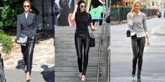 Lovely Leather Pants/Tights