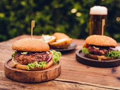 10 Tips for Perfect Burgers