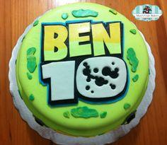 Pastel Ben 10