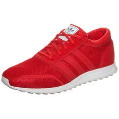 #adidas #Los #Angeles #Sneaker #Herren #rot / #weiß