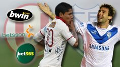 Universitario vs. Vélez Sarsfield: ¿qué equipo es favorito en las casas de apuestas