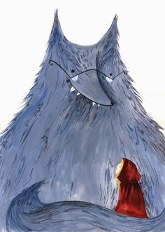 Caperucita y el lobo - Ellie Jenkins