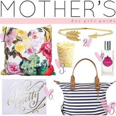 Mother's Day Gift Guide  shop now or repin for a chance to take home free http://www.stelladot.com/denikaclay