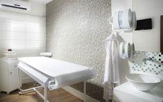 Projeto Luminotécnico: Angela Andrade Abdalla arquitetura de iluminação    Foi inaugurado o KAVS Hair Design, Salão de Beleza no Rio de Jan...