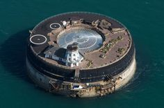 Top World News: 10 of the most spectacular sea forts