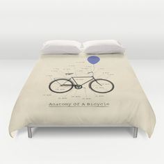 bicycle duvet