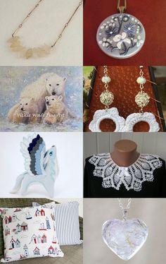 White envy ! by Myriam Muzy on Etsy--Pinned with TreasuryPin.com