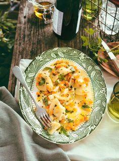 Quail, Ricotta and Lemon Ravioli Fresco, Quail Recipes, Ricardo Recipe, Parmigiano Reggiano, Cooking On A Budget, Cheeseburger Chowder, Pasta Recipes, Good Food, Dinner
