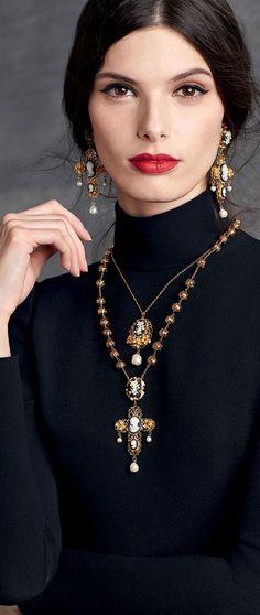 Dolce & Gabbana Women's Winter 2016