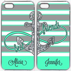 Infinity Best Friend iPhone case Samsung by AttitudeGraphics,