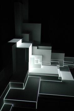 Augmented Sculpture series by Pablo Valbuena.