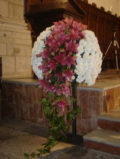Altar Flowers, Church Flowers, Hanging Flowers, Funeral Flowers, Flower Decorations, Wedding Decorations, Hotel Flowers, Modern Flower Arrangements, Sympathy Flowers