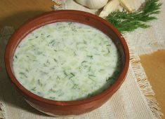 Bulgarian Food: 21 Classic Dishes of Bulgarian Cuisine - Sofia Adventures Cucumber Soup Recipe, Cucumber Recipes, My Favorite Food, Favorite Recipes, Bulgarian Recipes, Bulgarian Food, Food Tasting, Great Appetizers, Best Dishes